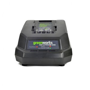 Greenworks Lithium-Ion Battery Charger - 40 volts