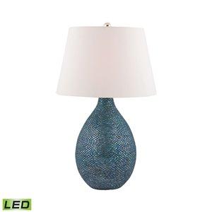 Elk Home Syren LED Table Lamp - White