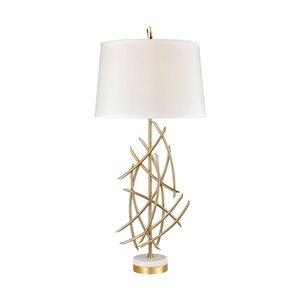 Elk Home ParryTable Lamp - White