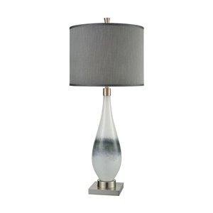 Elk Home Vapor Table Lamp - Grey