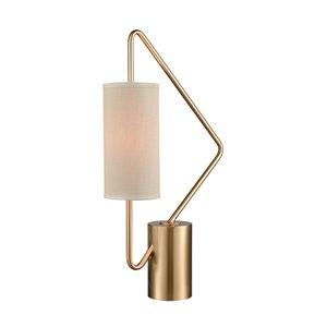 Elk Home Akimbo Table Lamp - Tan