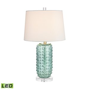 Elk Home Caicos LED Table Lamp - Green