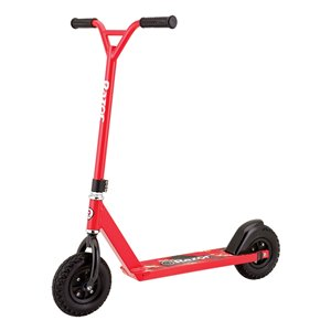 Razor RDS Dirt Scooter - Red