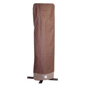 Duck Covers Ultimate Patio Offset Umbrella Cover - 101-in