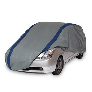 Duck Covers Weather Defender Hatchback Cover - 13.5 ft. - Black
