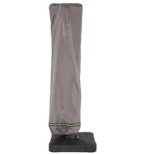 Duck Covers Soteria RainProof Patio Offset Umbrella Cover - 101-in