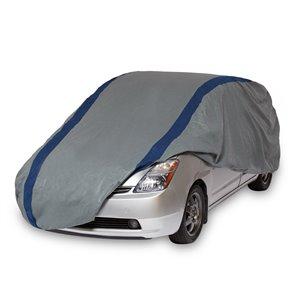 Duck Covers Weather Defender Hatchback Cover - 15 ft. - Black