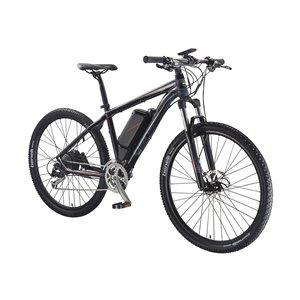 Vélo de montagne électrique Benelli Alpan, moteur EV, 27,5 po, noir