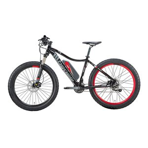 Benelli Nerone 27.5-in Unisex Electric Fatbike with EV Motor