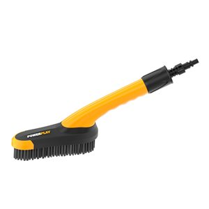 Powerplay 7-in Fixed Brush - Plastic
