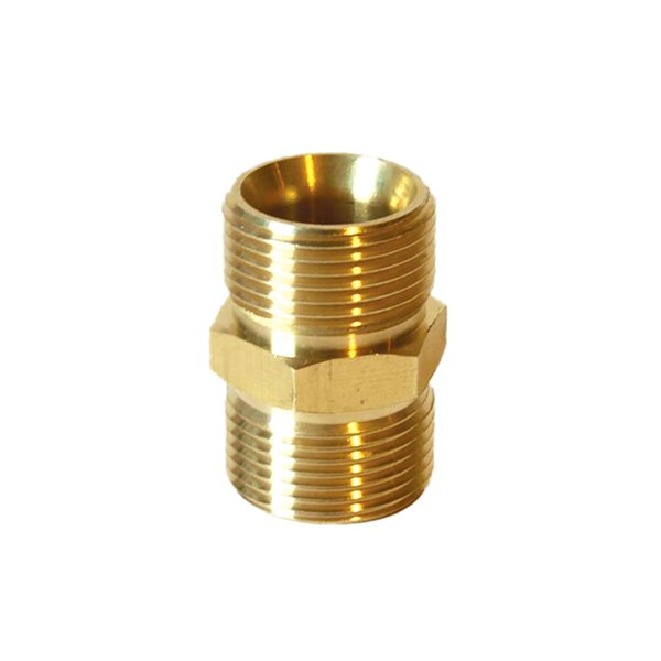 Powerplay M22 X 14 To M22 X 14 Hose Connector