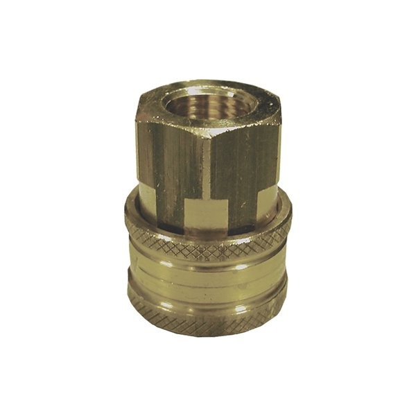 Powerplay Quick Coupling 1/4-in Female Connector
