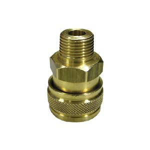 Powerplay Quick Coupling 1/4-in Male
