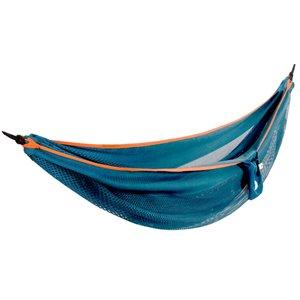 Hamac double en maille de Vivere, Blue/Orange