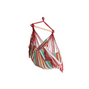 Vivere Brazilian Hammock Chair - Cotton - Salsa