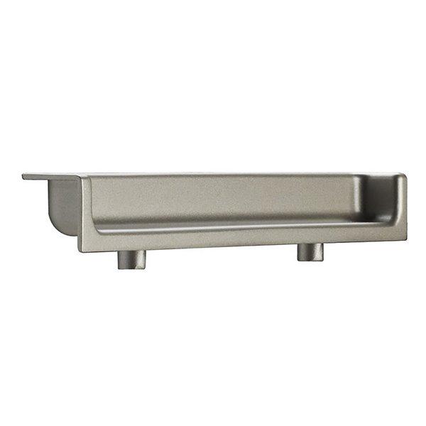 Richelieu Contemporary Cabinet Pull - 96-mm - Matte Nickel