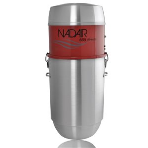 Nadair Commercial Central Vacuum System 655 AW