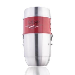 Aspirateur central compact hybride de Nadair, 700AW