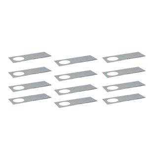 Nadair Adjustable Mounting Plate for Slim Serie Lights