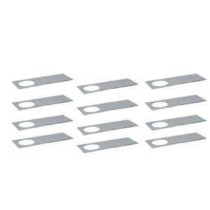 Nadair Adjustable Mounting Plate for Ultra Slim Serie - 12 Pack