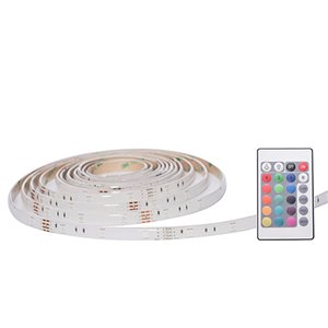 Nadair 16-Color RGB Plug-InTape - 4 Meters