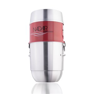Nadair Hybrid Compact Central Vacuum System  - 600 AW