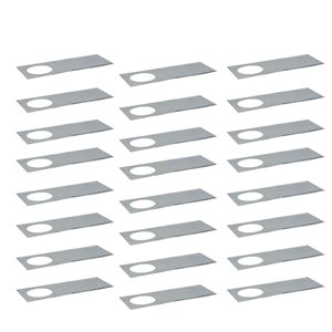 Nadair Adjustable Mounting Plate for Ultra Slim Serie - 24 Pack