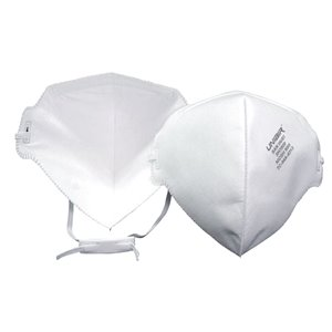 Uniair N95 Disposable Foldable Respirator Masks SH3500 - Pack of 12 Boxes of 20