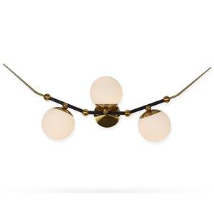 VONN Lighting Chianti LED Wall Sconce - 39-in - Antique Brass