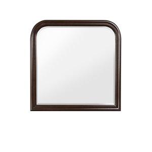 Domus Vita Design Carlton Mirror - Tobacco