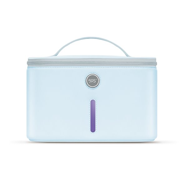 59S P55 All-Pupose Sterilizer with UV LED - White