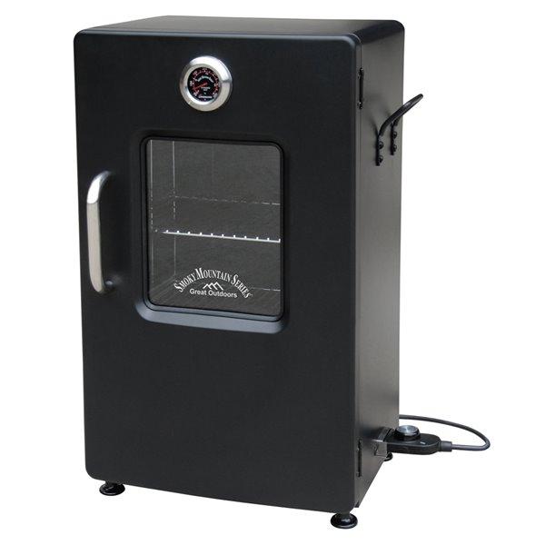 Smoky Mountain Landmann Electric Smoker - 26-in - Black