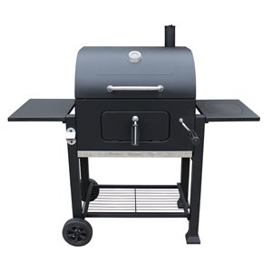 Vista Landmann Charcoal Grill - Black