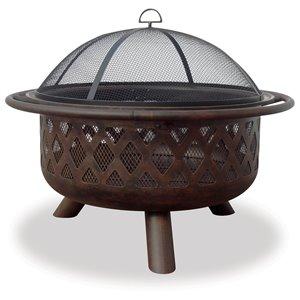 Endless Summer Firebowl - 36-in - Oil Rub Bronze