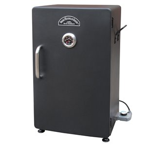 Smoky Mountain Landmann Electric Smoker - 26-in - Black