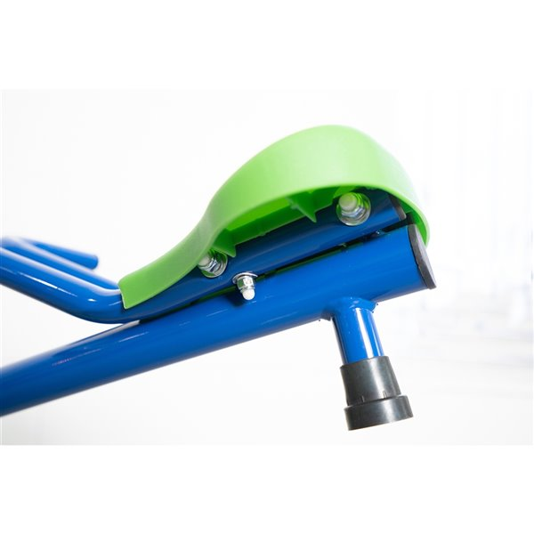 Sportspower Residential Junior Teeter-Totter - Metal - Blue/Green