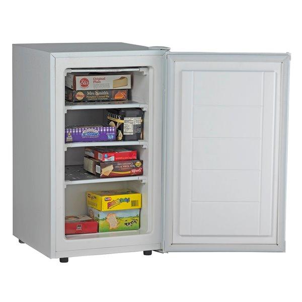 Avanti Vertical Freezer - 2.8-cu ft - White