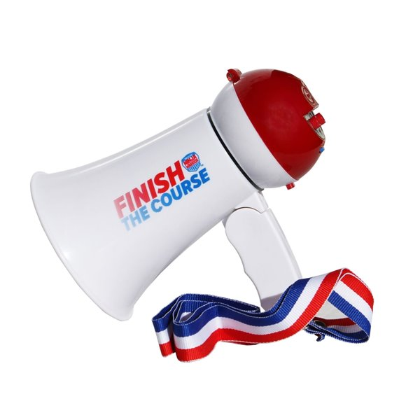 ANW Megaphone with Siren and Announcing Function