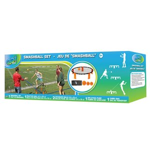 Go! Zone  Outdoor Smashball Game Set
