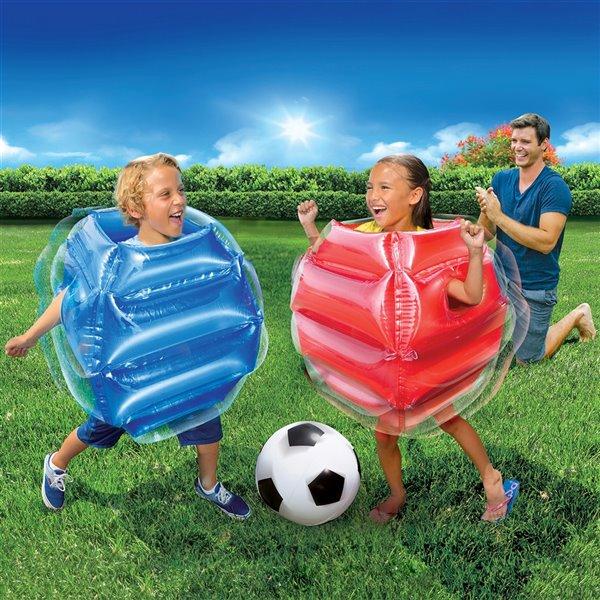 Jeu de soccer extérieur Bump N' Bounce de Banzai