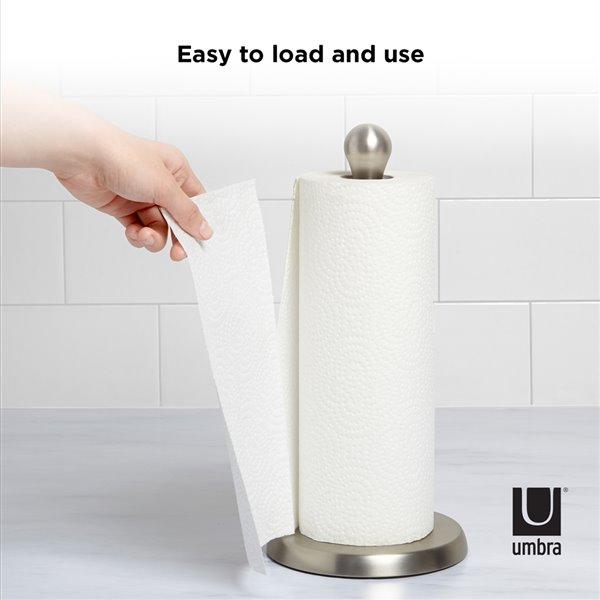 TUG - Porte essuie-tout utilisable d'une seule main