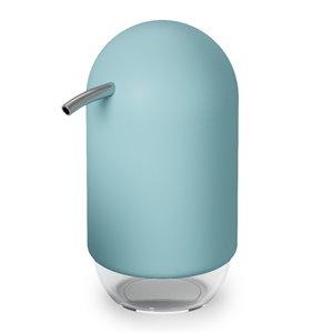 Pompe à savon Touch de Umbra, 236 ml, bleu