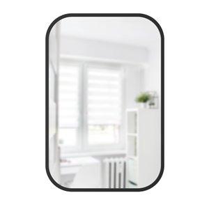 Miroir rectangulaire Hub de Umbra, 24 po x 36 po, noir