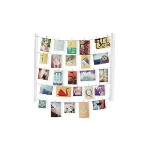 Porte-photo Hnagit de Umbra, 26 po x 30 po, blanc