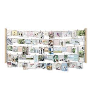 Grand cadre photo multivue Hangit de Umbra, 26 po x 60 po