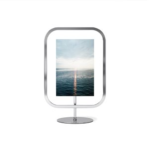Umbra Infinity Sqround Picture Frame