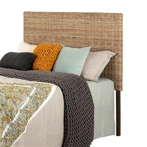 Tête de lit Lilak de South Shore, grand format, osier