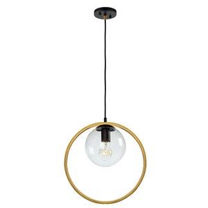 Luminaire suspendue Lugano de Artcraft Lighting