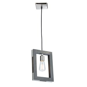 Luminaire suspendue Gatehouse de Artcraft Lighting, pin