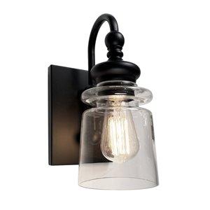 Artcraft Lighting Castara Vanity Light - Black